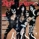 KISS - Rolling Stone Magazine Cover [Argentina] Magazine Cover [Argentina] (5 May 2014)