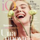 Elle Fanning - Io Donna Magazine Cover [Italy] (25 April 2020)