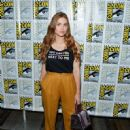 Actress Holland Roden attends the