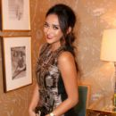 Actress Shay Mitchell attends Vogue and Tory Burch celebrate the Tory Burch Watch Collection at Tory Burch on November 11, 2014 in Beverly Hills, California