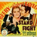Stand Up and Fight  - Movie Poster - 454 x 351