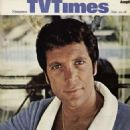 Tom Jones - TV Times Magazine Cover [United Kingdom] (21 November 1969)