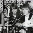 Brian Jones and Linda Lawrence