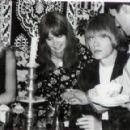 Brian Jones and Linda Lawrence