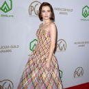 Zoey Deutch – 2020 Producers Guild Awards in Los Angeles