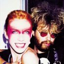 David A. Stewart and Annie Lennox - 454 x 662