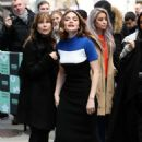 Lucy Hale – Visits AOL Build Series in NYC