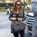 Jessica Alba Casual Outfit – NYC 8/24/2016