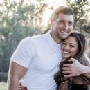 Tim Tebow and Demi-Leigh Nel-Peters - 454 x 256