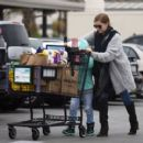 Amy Adams – Shopping in Los Angeles 12/31/ 2016