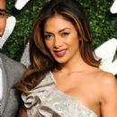 Nicole Scherzinger British Fashion Awards In London