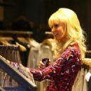 Paris Hilton Shopping At All Saints In London 9/10/08