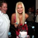 Brooke Hogan Celebrating Her 21st Birthday - The Pool - Harrah's Resort In Atlantic City, New Jersey 2009-05-09