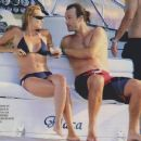 Carlos Moya and Carolina Cerezuela - 432 x 369