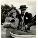 Michele Morgan and William Marshall