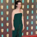Claire Foy At The BAFTA'S 2019 - 400 x 600