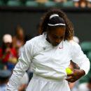 Serena Williams – 2018 Wimbledon Tennis Championships in London Day 3 - 454 x 585