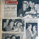 Errol Flynn - Cinevie Magazine Pictorial [France] (21 November 1945)
