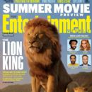 Seth Rogen, Beyoncé, Donald Glover - Entertainment Weekly Magazine Cover [United States] (3 May 2019)