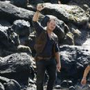 Chris Pratt as Owen Grady in Jurassic World 1 & 2 - 454 x 563