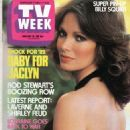 Jaclyn Smith - TV Week Magazine Cover [Australia] (23 January 1982)
