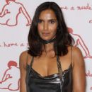 Padma Lakshmi – Take Home a Nude Art Party and Auction New York Academy of Art Benefit - 454 x 645