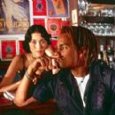 Sandrine Holt and Hill Harper in The Shooting Gallery's Loving Jezebel - 2000 in The Shooting Gallery's Loving Jezebel - 2000