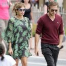 Eva Mendes: leaving Brock University in St. Catharines