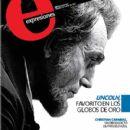 Daniel Day-Lewis - Expresiones Magazine Cover [Ecuador] (14 December 2012)