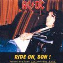 Ride On, Bon!