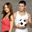 Amanda Bynes and Channing Tatum