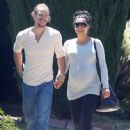 Naya Rivera: shopping for furniture at The Mod Barn in Los Angeles