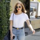 Olivia Culpo Heads Out Shopping in West Hollywood - 454 x 564
