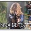 Donna Detective...Kickin' A**es and Taking Names - 454 x 151