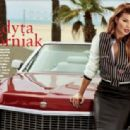 Edyta Górniak - Face & Look Magazine Pictorial [Poland] (March 2017) - 454 x 314