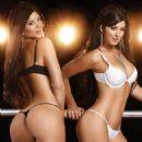 Mariana And Camila Davalos - Besame Lingerie - 454 x 456