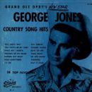 Grand Ole Opry's New Star George Jones Country Song Hits