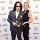Paul Stanley and Erin Stanley attend the 32nd Annual ASCAP Pop Music Awards held at The Loews Hollywood Hotel on April 29, 2015 in Hollywood, California. - 426 x 600