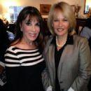 Kate Linder and Ilene Graff