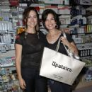 Sela Ward - Grand Opening Of 'Upstairs Boutique' On July 30, 2009 In West Hollywood, California
