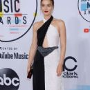 Leighton Meester – 2018 American Music Awards in Los Angeles