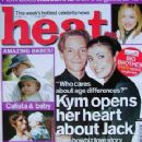Kym Marsh - Heat Magazine Cover [United Kingdom] (7 July 2001)