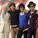 The Rolling Stones Kick Off World Tour with Press Conference and Surprise Performance at Julliard School of Music in New York - 10 May 2005