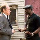 (Left to right.) Will Patton and Don Cheadle star in Overture Films' BROOKLYN'S FINEST. Photo Credit: Phillip V. Caruso. ©2010 Brooklyn's Finest Productions, Inc. All rights Reserved.