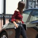 Emily Ratajkowski out and about in LA - 454 x 708