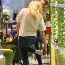 Emma Roberts – Shopping at Prada in Beverly Hills - 454 x 681