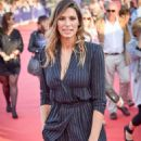 Laury Thilleman – Good time premiere – 2017 43rd Deauville American Film Festival - 454 x 680