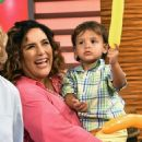 'Un Nuevo Dia' Celebrates Angelica Vale's Son's Birthday - 454 x 545