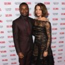 David Oyelowo and Carmen Ejogo
