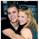 Paul Wesley and Marne Patterson